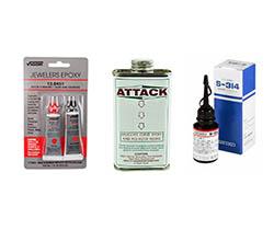 Adhesives / Debonders
