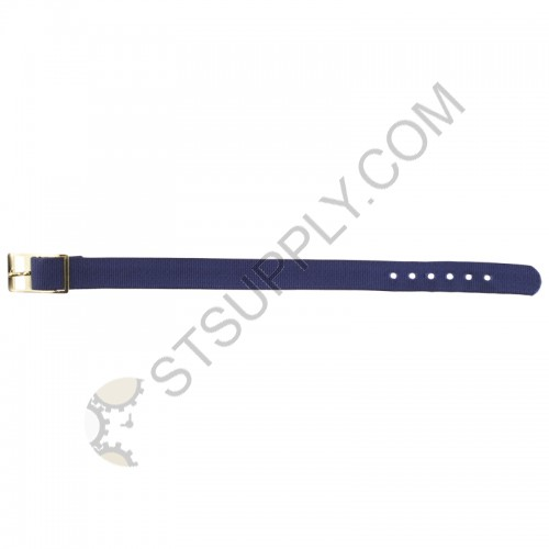 12mm Blue Nylon Strap