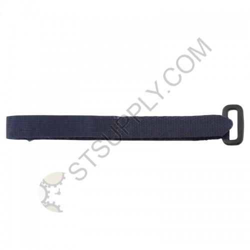 12mm Blue Velcro Strap w/ Buckle