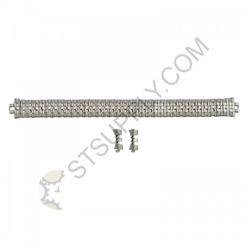 12mm Stretch Band Stainless Steel Curved End 643W