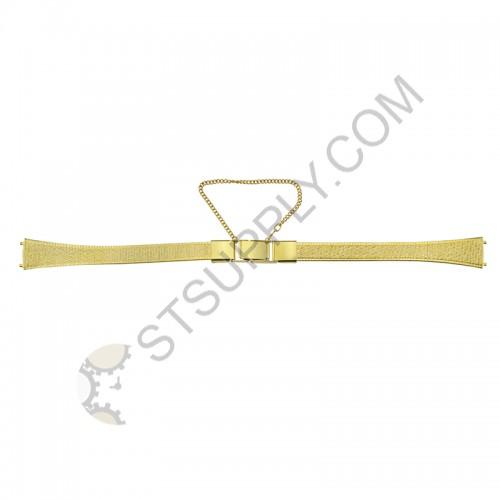 10mm Yellow Fork Type Seiko Mesh 729Y