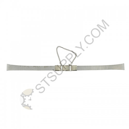 10mm Stainless Steel Straight Ends Seiko Type 743W