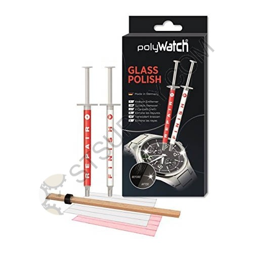 Polywatch Glass Crystal Scratch Remover