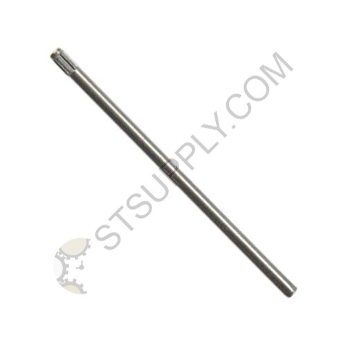 1.1 mm x 19.0mm Knurled Pins 10 pcs.