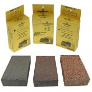 Bergeon 5444 Abrasive Blocks for Polish Clean Unrust