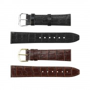 Nile Alligator Grain Genuine Leather Band