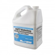 L&R #677 Clock Cleaning - 1 Gallon