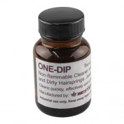 One-Dip Hairspring Cleaner - 2 oz