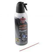 Dust Off Compressed-Gas Spray - 12 oz
