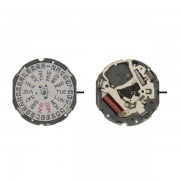 Elemex Movement 5D36 Date at 3 (Discontinued)