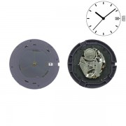 SII / S. Epson (Seiko) Movement AS32 Date at 3