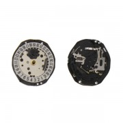 SII / S. Epson (Seiko) Movement PC22 Date at 6