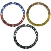 Generic Rolex Bezel Insert for New GMT 16700 16710 16713 16718 16760