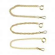 Yellow Sports Chains 7 inch