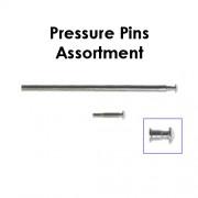 1.1 MM Pressure Pins Assortment (Sizes: 10 - 28mm) Total 150 pcs