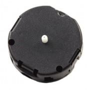 Mini Round Quartz Push-On Movement