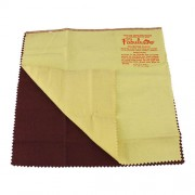 """Fabulustre Jewelry Polishing Cloth with Buffing Rouge - 9"""" x 11"""""""