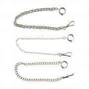 White Sports Chains 7 inch